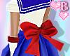 *B Sailor Moon Bow+Slvs