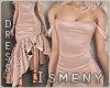 [Is] Belleza Nude Dress