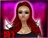 &m Heidi Dark Red