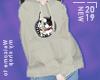 D · M Big Sweater
