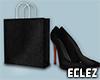 Bag and heels drv F