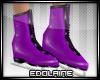 E~ Skates Purple