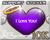 .xpx. Support Stickr 10k