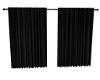 Jag-Black Curtains