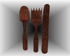 Deco Spoon Fork n Knife