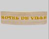 SIGN HOTEL DE VILLE