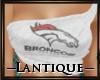 L'a|| Broncos Tie Top