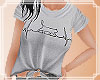 Cat Heartbeat Tee