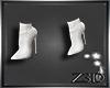 [Z3D] Boots white