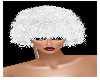 Winter white fur Hat