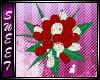 Bridal Boquet - RedWHite
