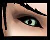 !A  Demonic green eyes