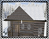 *E Winter Cabin
