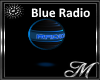 Blue Radio Animated