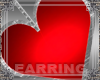 Glow Heart Earrings