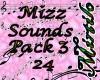 Mizz - Sounds Pack3