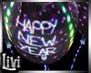 H.N.Y. Led Balloon Anima