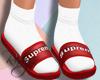 ➽ Supreme Sandals !!!