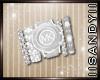 MK Watch Set Silver R