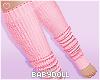 ♡Pink Socks