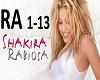 Rabiosa-shakira/pitbull