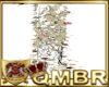 QMBR Rose Pillar Pink gd