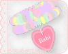 Babi's Candy Brclet R