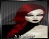 Blood Red Hamida Hair