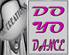 iQ DYD Club Sign
