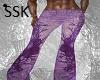 Purple Dreams Pants