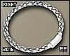 Ez| Silver Bracelet (R)