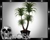 CS Brown/Purp Vase Plant
