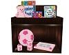 Girl Toy Box & Toys