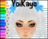 YK| Ice + Blue Lily