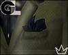 GL| Zoltan Csl Pocket Sq