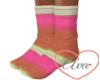 Neapolitan Socks