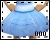 [OOO]BlueEllaDressSkirt