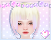 Blonde HimeBang
