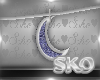 *SK*Moon Belly Chain