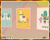 Ѧ; Llama Frames