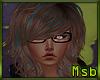 MSB*Amity brown blue