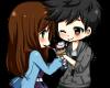 Chibi Anime Couple