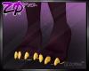 Snekki | Feet