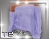 [TB] CasualPurpleSweater
