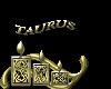 sticker taurus gold
