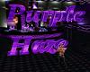 Purple Haze Letters