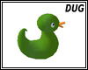 (D) Duck Pool Toy