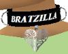 Bratzilla Collar