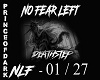 NO FEAR LEFT DEATHSTEPS