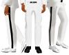 Officer / Tux Pant White